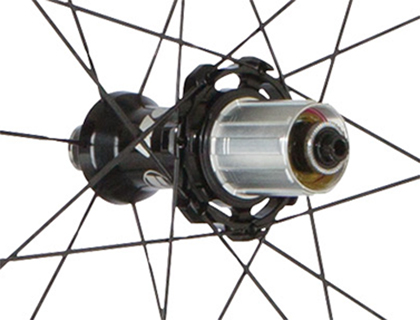 PRA Hub close up